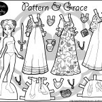 Civll War Printable Paper Doll  Marisole Monday | Coloring! | Paper   Medieval Paper Dolls Free Printable