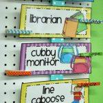 Classroom Job Charts   38 Creative Ideas For Assigning Classroom Jobs   Free Printable Classroom Helper Signs