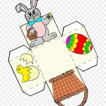 Classroom Treasures   Easter Egg Basket Template Clipart (#895384   Free Printable Easter Egg Basket Templates