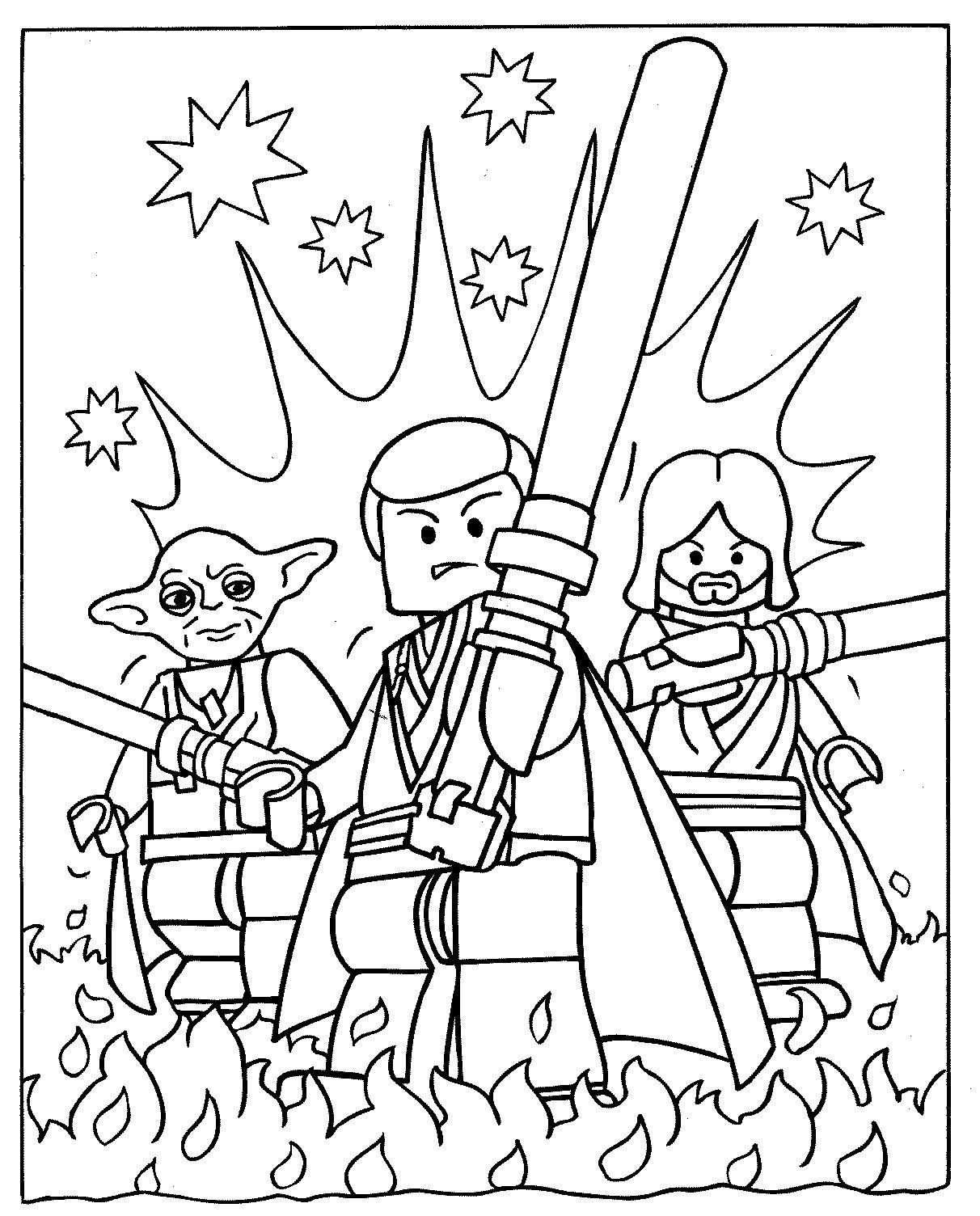 Coloring Ideas : Extraordinary Free Star Wars Coloring Pages Image - Free Printable Star Wars Coloring Pages
