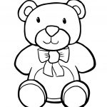 Coloring Ideas : Free Printable Teddy Bear Coloring Pages For Kids   Teddy Bear Coloring Pages Free Printable