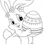 Coloring Page ~ Free Printable Easter Coloringes Extraordinary   Coloring Pages Free Printable Easter