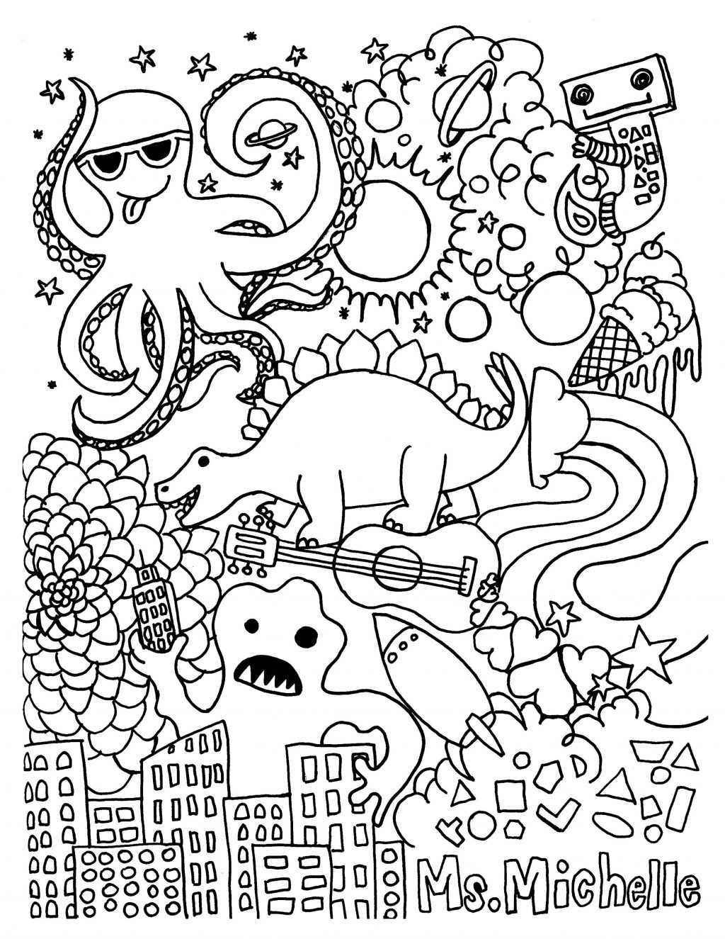 Coloring Page ~ Inspirational Free Printable Coloring Pages For Year - Free Printable Coloring Pages For 2 Year Olds