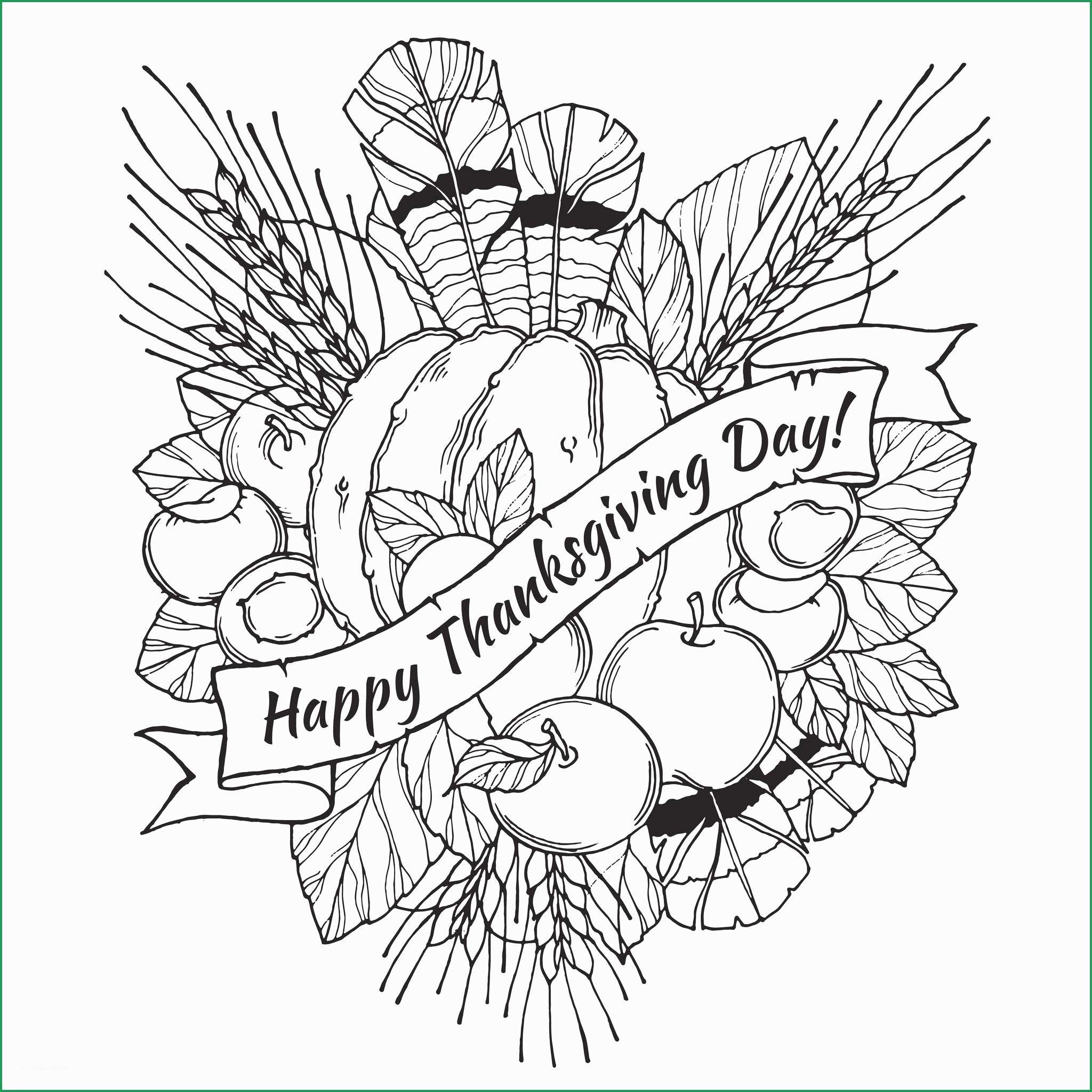 Coloring Page ~ Thanksgiving Coloring Book Page Free Printable For - Thanksgiving Printable Books Free