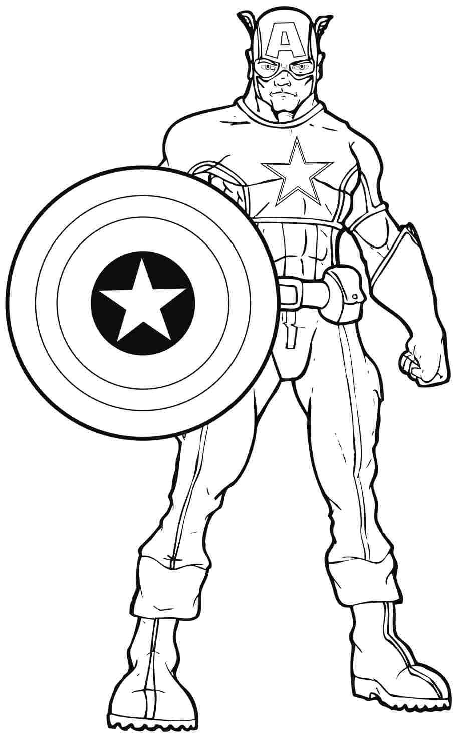 Coloring Pages Ideas: Freeintable Superhero Coloring Pages Marvel - Free Printable Superhero Coloring Pages