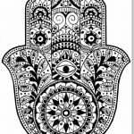 Coloring Pages Ideas: Mandala Coloring Pages For Adults Printable   Free Printable Mandala Coloring Pages For Adults