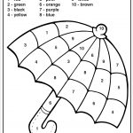 Colornumber Kindergarten : Free Coloring Pages   Coloring Pages   Free Printable Pages For Preschoolers