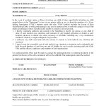Consent Form To Release Medical Information Images   Medical   Free Printable Medical Consent Form