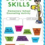 Coping Skills Worksheets   Free Printable Coping Skills Worksheets