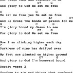 Country, Southern And Bluegrass Gospel Song He Set Me Free Louvin   Free Printable Gospel Music Lyrics