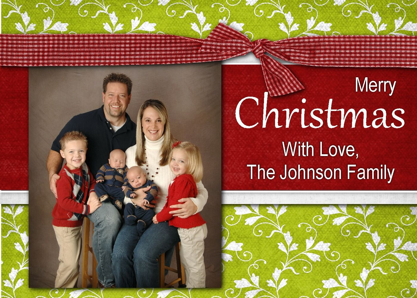 Create Your Own Printable Christmas Cards Free – Festival Collections - Create Your Own Free Printable Christmas Cards