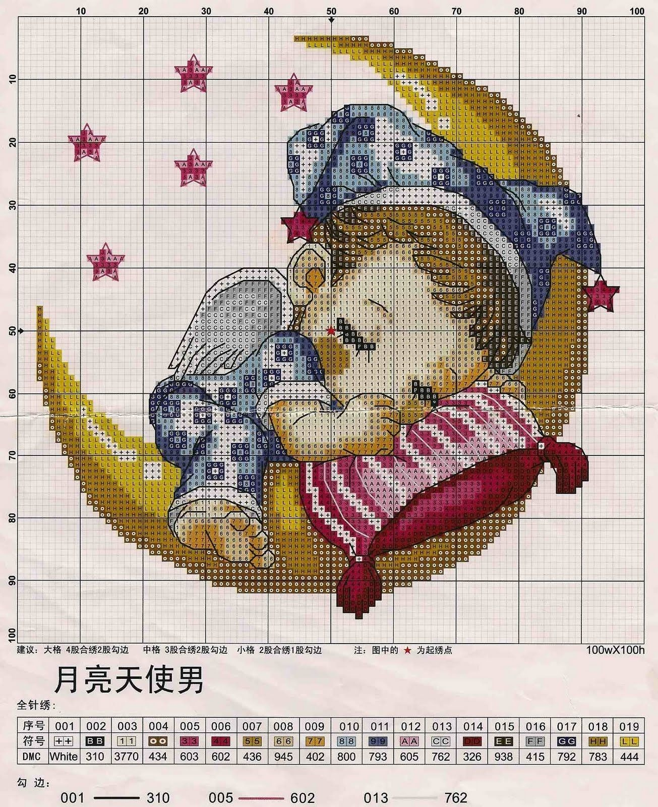 Cross Stitch Patterns Free Printable   How To Cross Stitch! & Happy - Baby Cross Stitch Patterns Free Printable