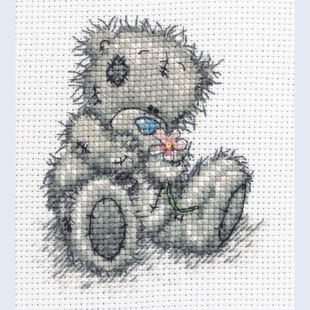 Cross Stitch Patterns Free Printable |  You - Me To You - Tatty - Baby Cross Stitch Patterns Free Printable