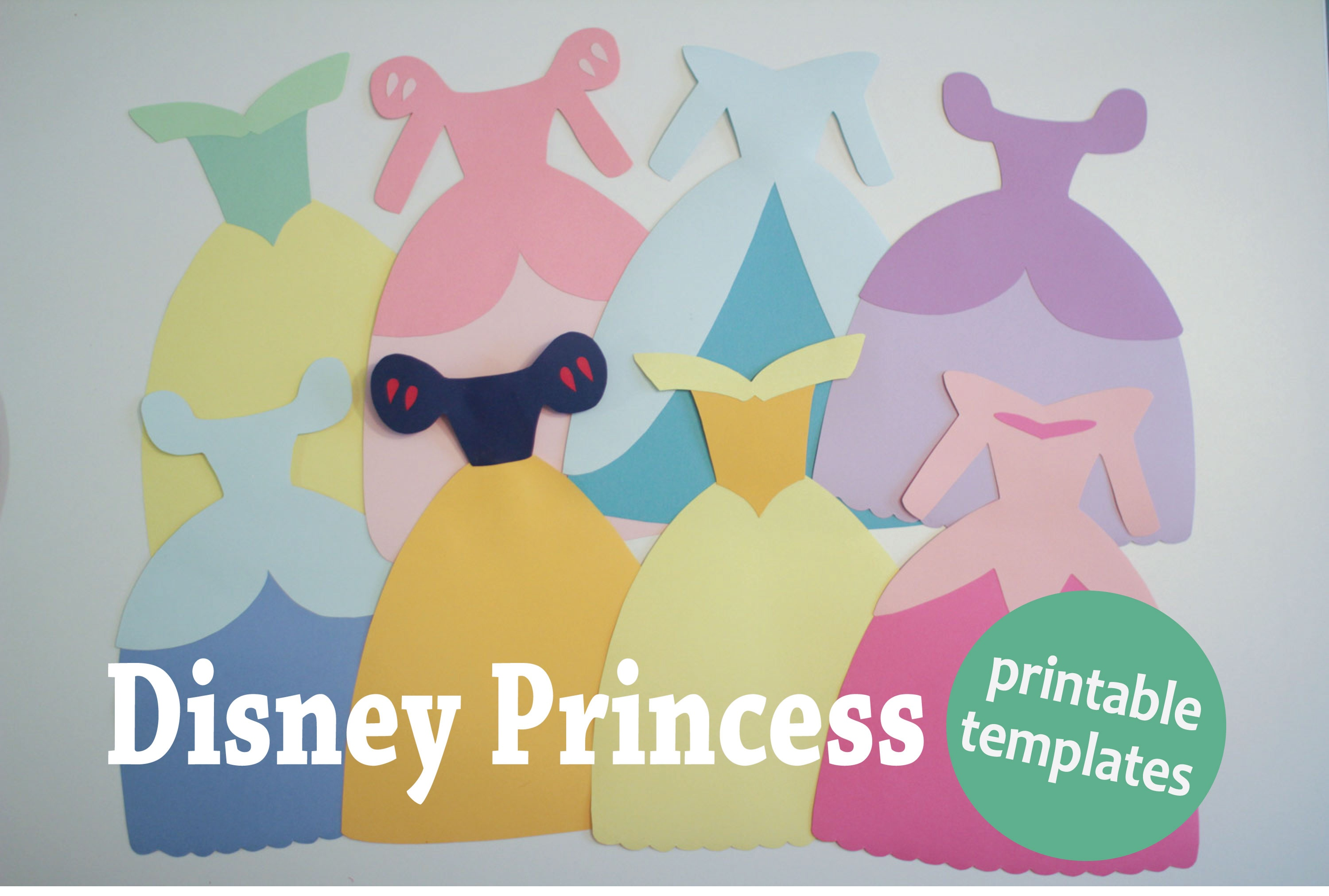 Custom, Specialty Sugar Cookies And Pastries :: Hot Hands Bakery - Free Printable Princess Birthday Banner