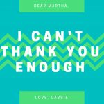 Design A Custom Thank You Card   Canva   Free Personalized Thank You Cards Printable