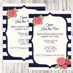 Direct Sales Home Party /business Invitation /mary Kay / Girls   Etsy   Mary Kay Invites Printable Free
