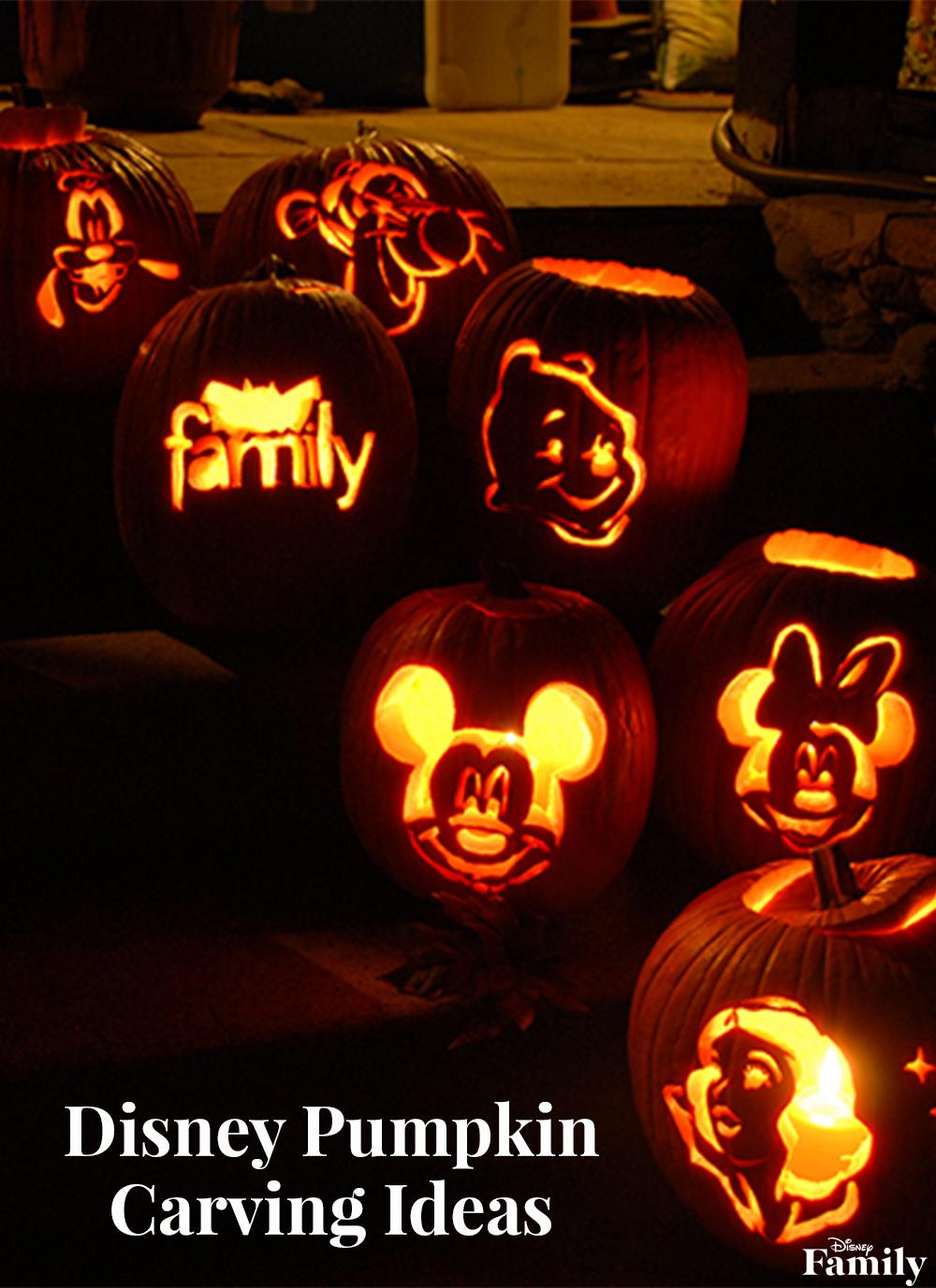 Disney Pumpkin Carving Ideas | Disney Family - Free Pumpkin Carving Patterns Disney Printable