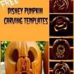 Disney Pumpkin Carving Patterns   Frugal Fanatic   Free Printable Toy Story Pumpkin Carving Patterns