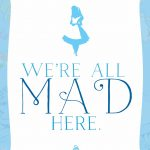 Divine Design} Free Printable Tuesday – Ally Jean Blog   Alice In Wonderland Signs Free Printable