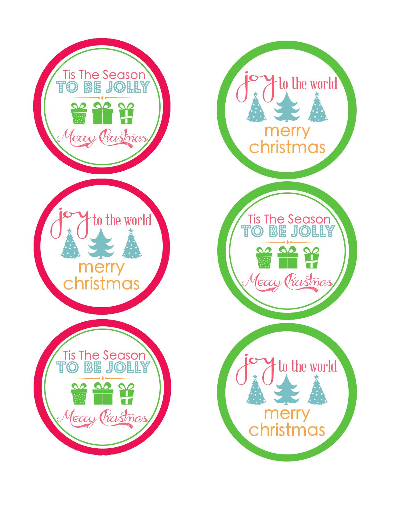 Diy Candy Jar Gift Card Holder {And Free Gift Printables}   Card - Free Printable Jar Labels Christmas