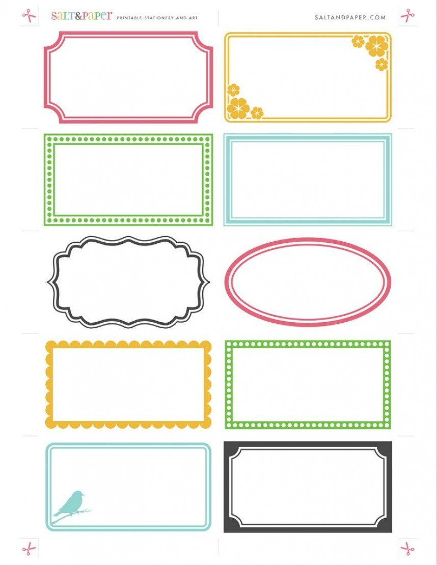 Dreaded Free Printable Label Template Ideas Templates Avery 5160 For - Free Printable Label Templates