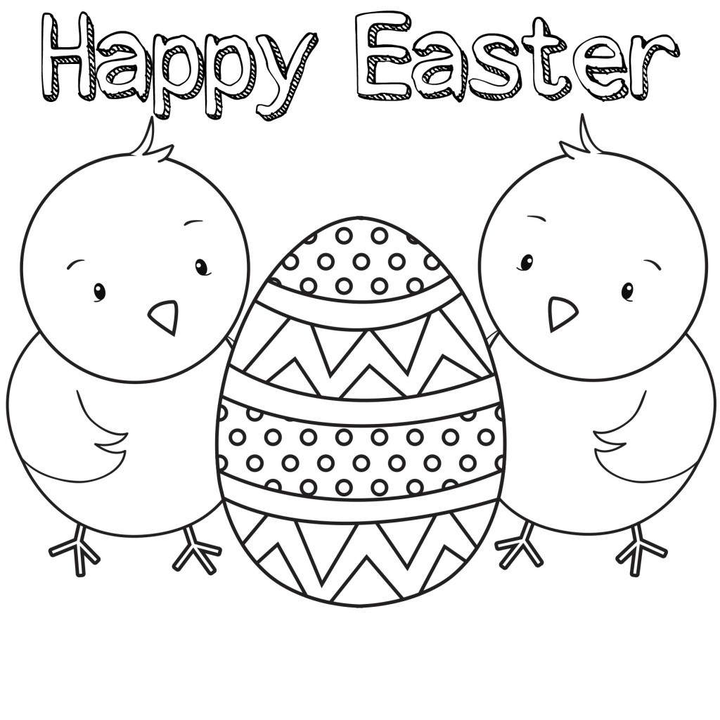 Easter Booklet Printable – Hd Easter Images - Free Printable Easter Drawings