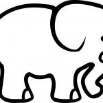 Elephant Coloring Pages | Free Download Best Elephant Coloring Pages   Free Printable Elephant Pictures