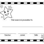 End Of The Year Awards (44 Printable Certificates) | Squarehead Teachers   Free Printable Awards
