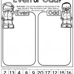 Even Or Odd Cut And Paste Fall Pinterest Math School Free Printable   Free Printable Fall Math Worksheets