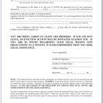 Eviction Notice Form Ohio Free   Form : Resume Examples #r9Lpnrxmlb   Free Printable Eviction Notice Ohio