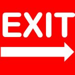 Exit Sign   Free Printable Exit Signs