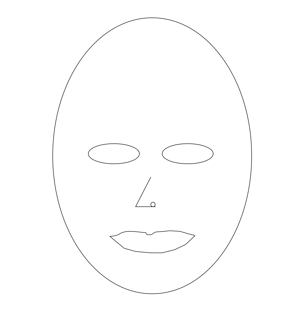 Face Mask Template - Kaza.psstech.co - Free Printable Face Masks