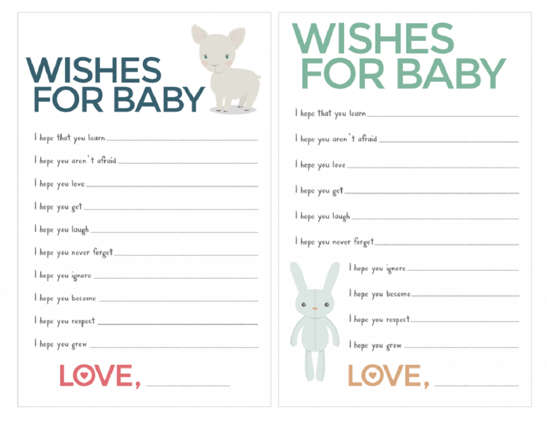 Free Baby Shower Games Printouts | Activity Shelter - Free Baby Shower Games Printable Worksheets