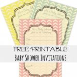 Free Baby Shower Invites   Frugal Fanatic   Free Printable Baby Shower Invitations