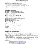 Free Bible Worksheets For Adults | Poweredtumblr . Minimal Theme   Free Printable Bible Study Worksheets