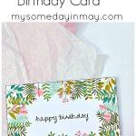 Free Birthday Card | Birthday Ideas | Free Printable Birthday Cards   Free Printable Greeting Cards No Sign Up
