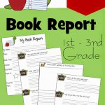 Free Book Report Template   Play Activities For Kids   1St Grade   Free Printable Story Books For Grade 2