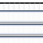 Free Budget Templates In Excel For Any Use   Household Budget Template Free Printable