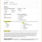 Free Credit Report Printable Form Unique Business Report Format   Free Printable Credit Report