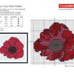 Free Cross Stitch Patterns | Tiny Modernist Cross Stitch Blog   Free Printable Modern Cross Stitch Patterns