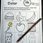 Free Digraph And Cvce Printables   School   Digraphs Worksheets   Hooked On Phonics Free Printable Worksheets