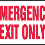 Free Emergency Exit Signs, Download Free Clip Art, Free Clip Art On   Free Printable Exit Signs