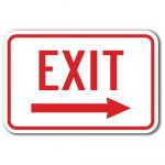 Free Exit Signs Pictures, Download Free Clip Art, Free Clip Art On   Free Printable Exit Signs