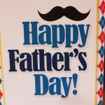 Free Father's Day Party Printables From Sarah Hope Designs | Catch   Happy Father Day Banner Printable Free