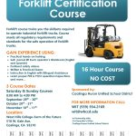 Free Forklift Certification Card Template Download Forklift   Free Printable Forklift Certification Cards