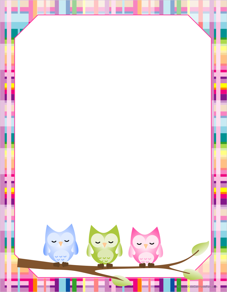 Free Free Printable Border Designs For Paper, Download Free Clip Art - Free Printable Border Paper