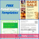 Free Fundraiser Flyer | Charity Auctions Today   Free Printable Flyers