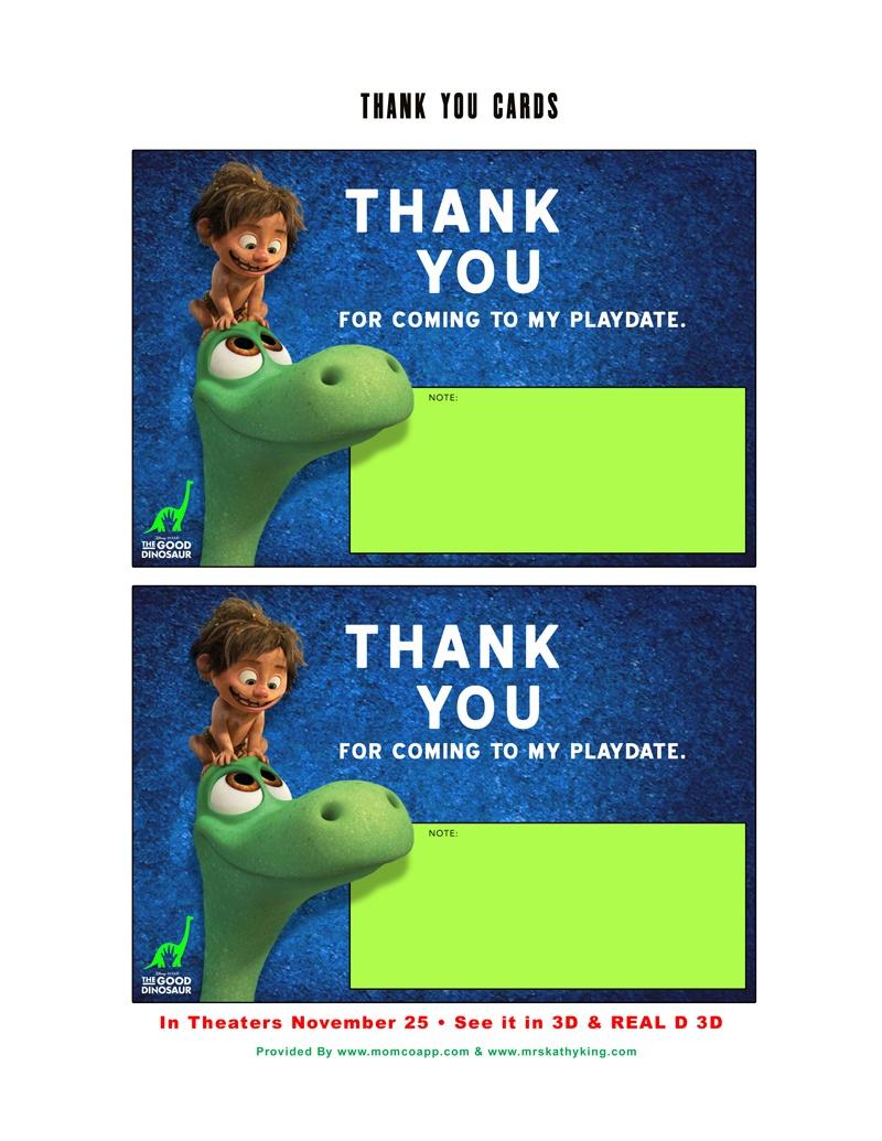 Free Good Dinosaur Play Date Party Printable #gooddinoevent - Play Date Invitations Free Printable