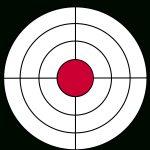"""Free Gun Targets To Print   New """"target Cam"""" Rifle And Hand Gun   Free Printable Targets For Shooting Practice"""