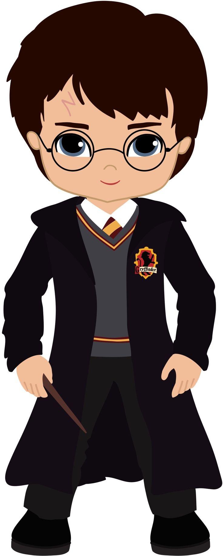 Free Harry Potter Clip Art, Download Free Clip Art, Free Clip Art On - Free Printable Harry Potter Clip Art